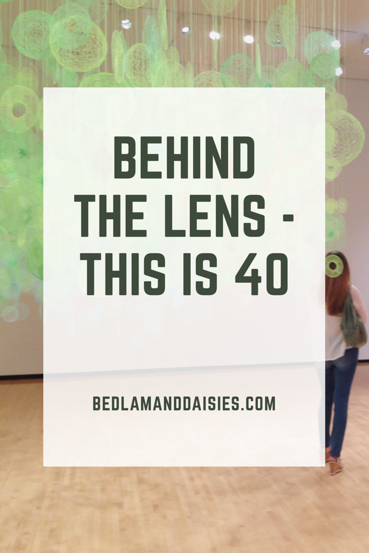 Behind the Lens - This is 40